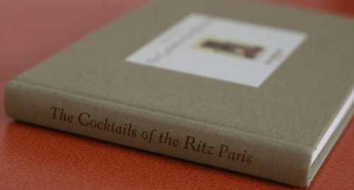 The Cocktails of the Ritz Paris
