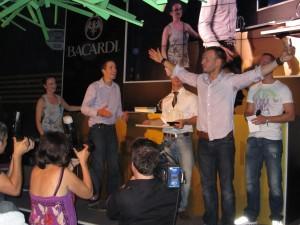 Siegerehrung BMGP 2009