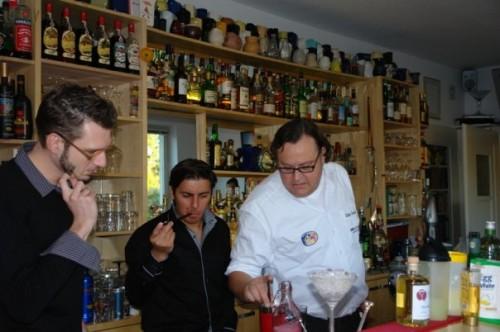 Veranstalter Bartender Meet N Greet