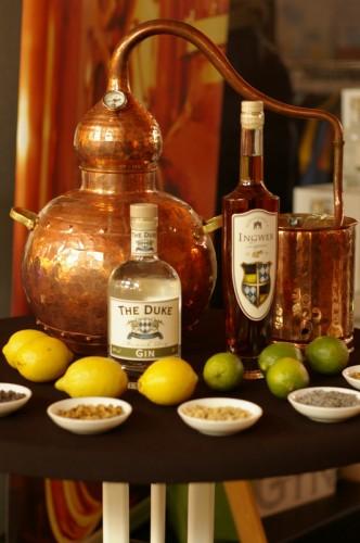 The Duke Gin & Ingwer Likör
