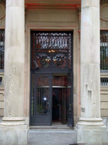 Villa Köln Eingang
