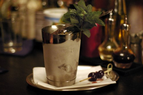 Stagger Lee: Mint Julep
