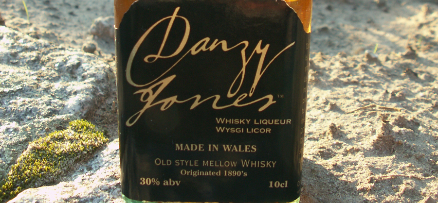 Danzy Jones Wysgi Licor