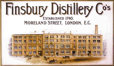Finsburry Distillery