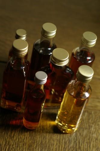 Whisky Proben