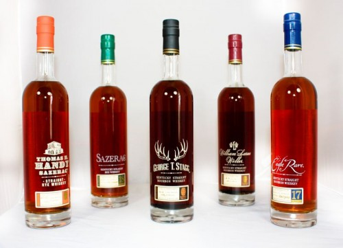 Buffalo Trace Antique Collection 2010