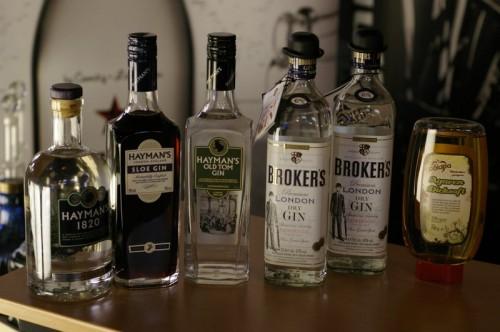 Hayman's & Broker's Gin