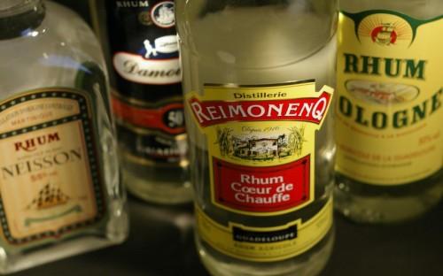 Neisson Blanc 55%, Damoiseau Blanc 50%, Bologne Blanc 50%, Reimonenq Blanc 50%