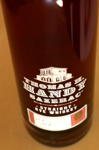 Thomas H. Handy Rye 2007