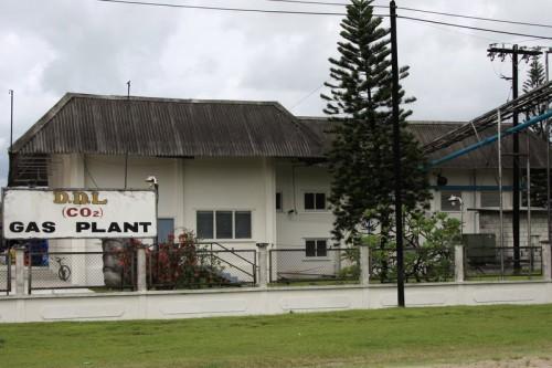 DDL Gas Plant