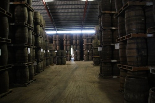 Demerara Distillers Limited Warehouse