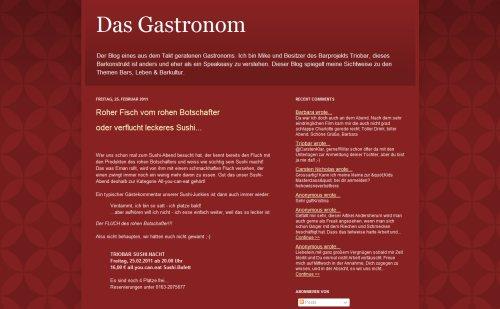 Das Gastronom