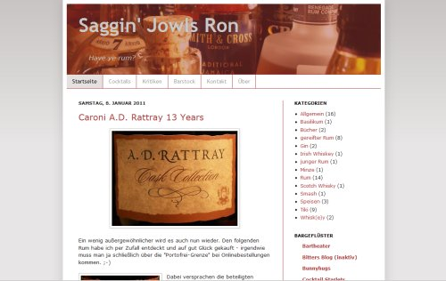 Saggin' Jowls Ron