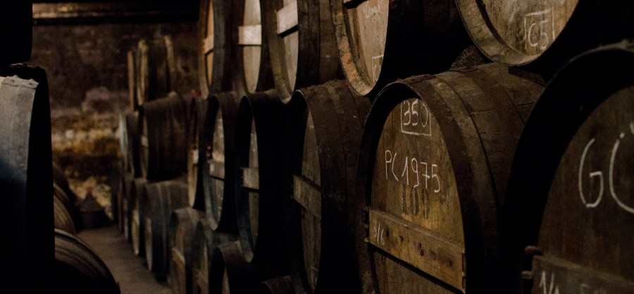 Drei Tage in Cognac: La Part des Anges