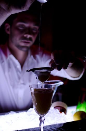 Die Bar, die es nicht gibt - Stuttgart