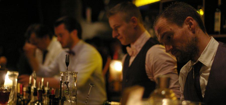 Flüsternde und nicht existierende Bars in Stuttgart